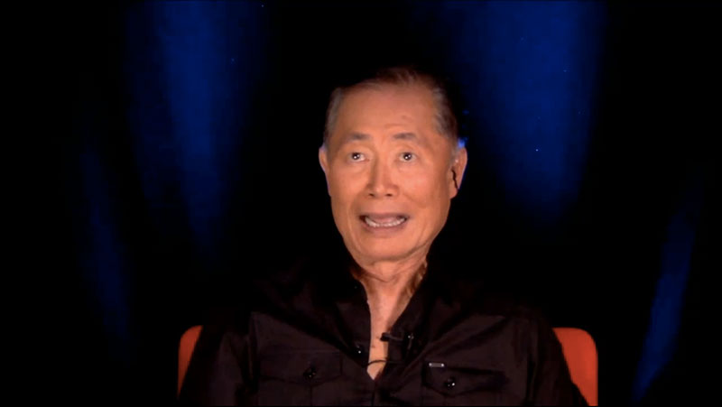 George Takei on Facebook Live