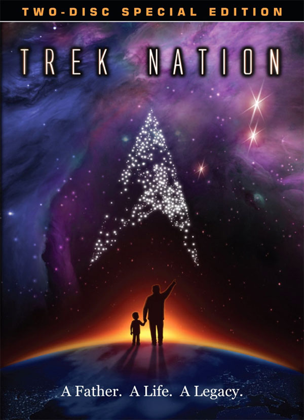 Trek Nation Special Edition DVD Cover Art