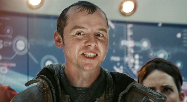 "Simon Pegg Talks A New ""Trek"" In Time For The 50th Anniversary: They'll Make It Work"