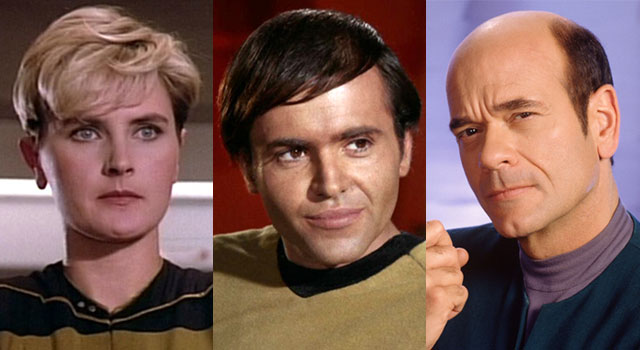 Walter Koenig, Robert Picardo, John de Lancie & Denise Crosby Coming To Houston This Weekend For Space City Con
