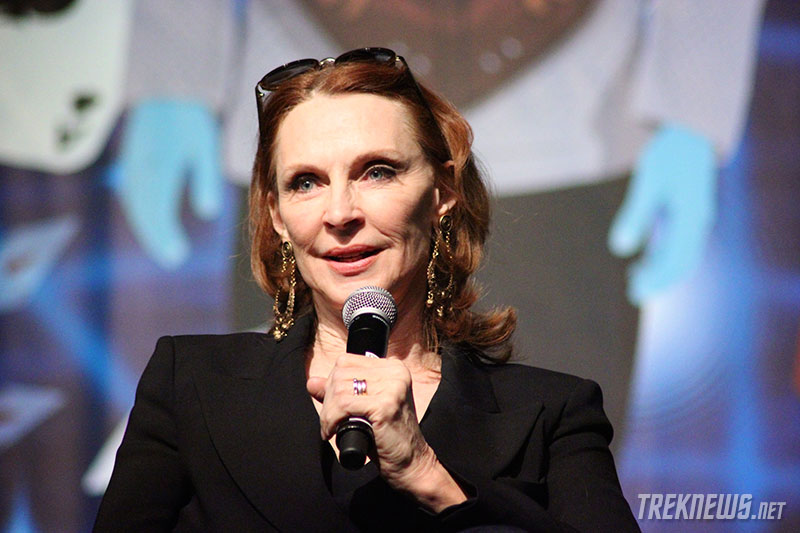 gates mcfadden appearances