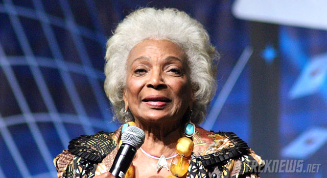 STLV '13: Nichelle Nichols, Alexander Siddig, Connor Trinneer & Anthony Montgomery Kick Off The 2013 Las Vegas Star Trek Convention