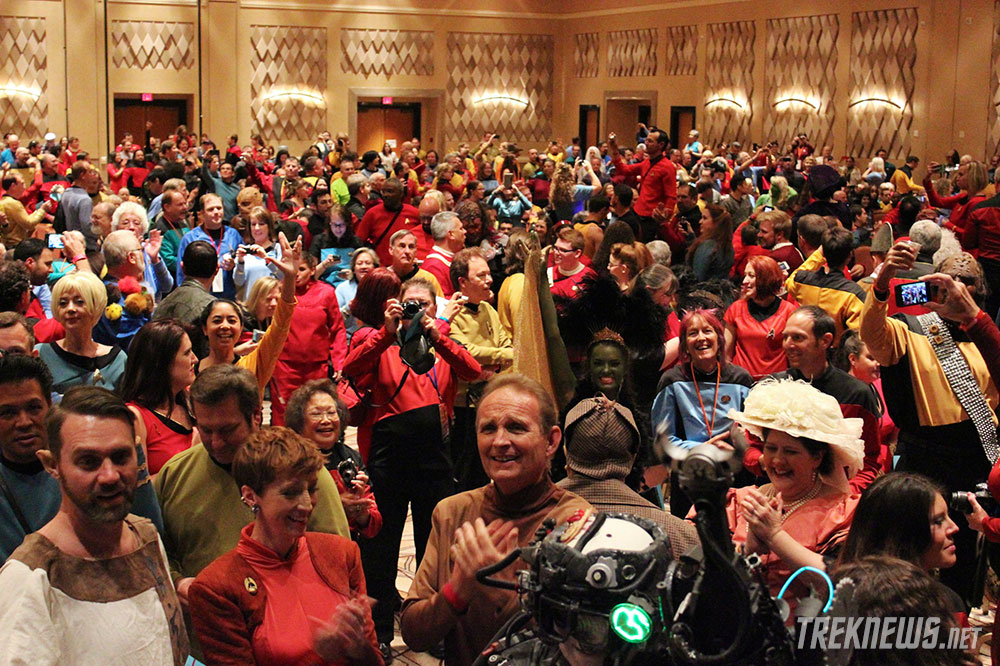 Guinness World Record - Star Trek costumes