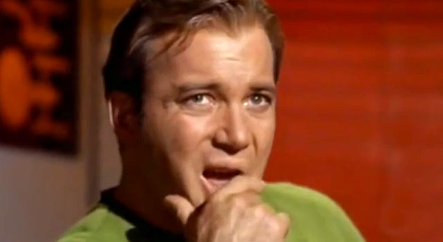 WATCH: Captain Kirk Reacts To Miley Cyrus' VMA Performance