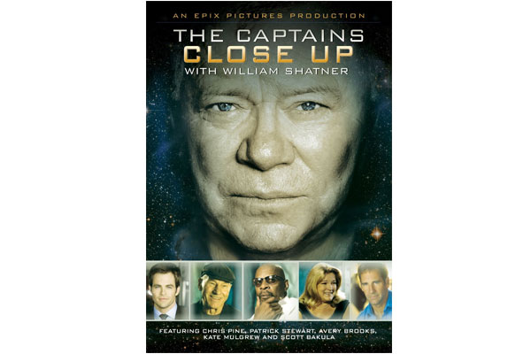 Captains Close Up DVD