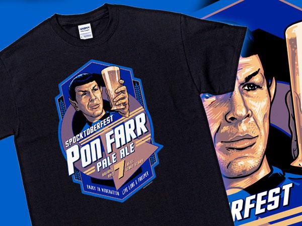 Spocktoberfest Shirt