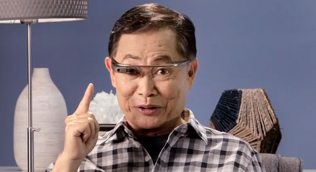 "WATCH: First Episode of George Takei's New Web Series ""Takei's Take"""