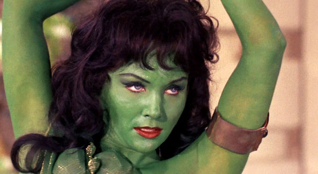 Documentary About Star Trek's Original Orion Slave Girl, Susan Oliver, Being Developed