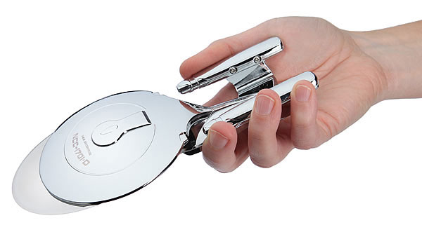 ThinkGeek's Enterprise-D Pizza Cutter