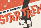 EXCLUSIVE: Look Inside 'Star Trek: The Art Of Juan Ortiz' Exhibit In Beverly Hills