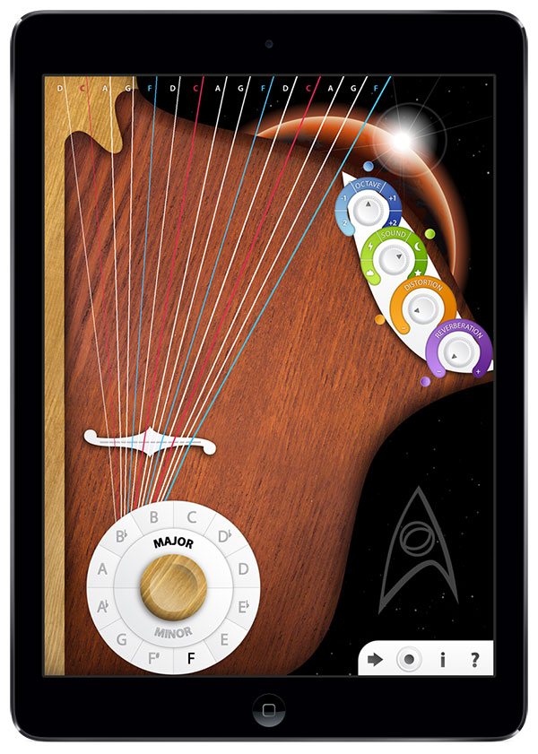 Vulcan Harp App