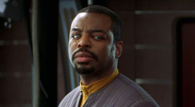 Support AIDS Research And You Could Win Lunch With TNG's LeVar Burton