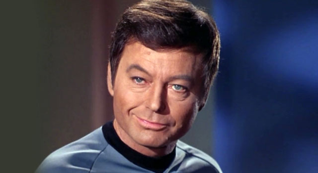 Remembering DeForest Kelley... On His 94th Birthday