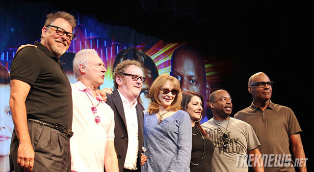 TNG Cast Added To Las Vegas Star Trek Convention