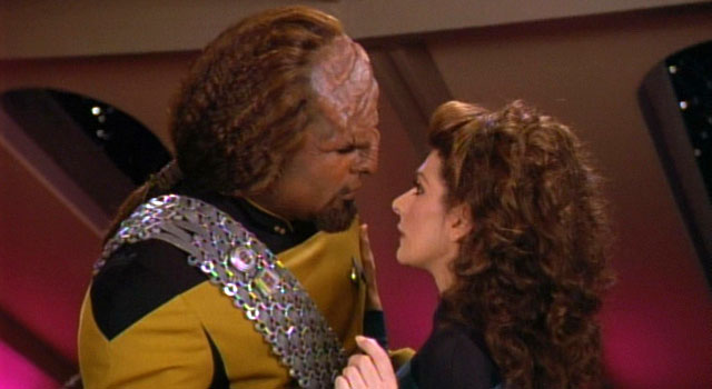 "WATCH: Star Trek Valentine's Day Video ""All You Need Is Worf"""