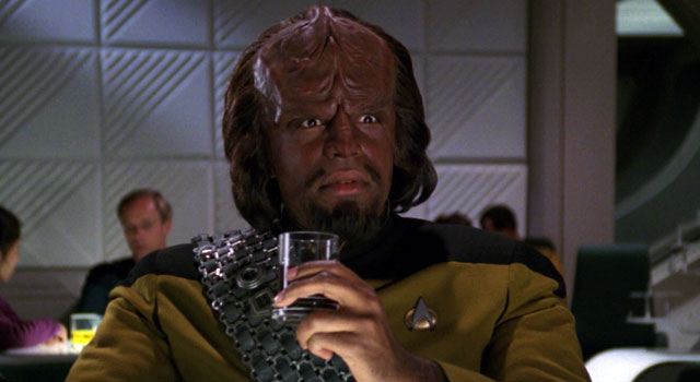 Klingon Warnog Beer Coming Later This Year