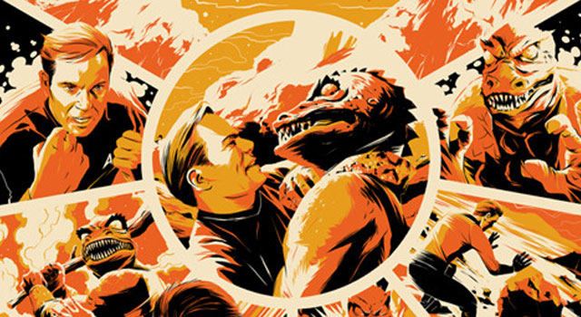 Two New TOS Posters Coming From Mondo On Thursday