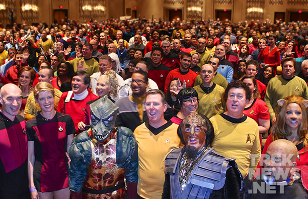 #STLV '14: Las Vegas Star Trek Convention Survival Guide