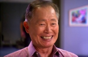 "George Takei On TOS Cast, William Shatner: ""We Are Still A Family"" But ""We Have Our Problem Uncle"""