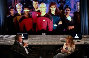 Photos & Details On William Shatner's TNG Documentary