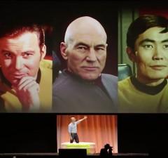 "Amazon CEO Challenges Shatner, Stewart, Takei To ""Ice-Bucket Challenge"""