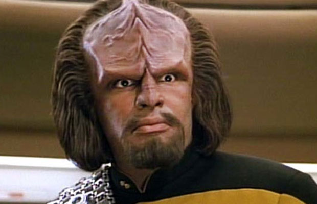 There's A 'Klingon' Senate Candidate in North Carolina