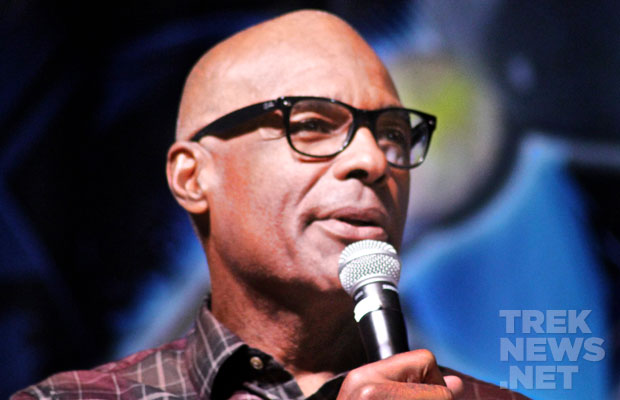Michael Dorn Talks 'Captain Worf' TV Series