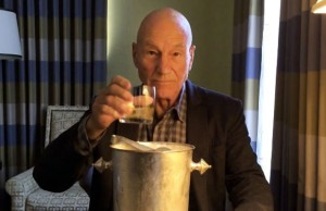 "Patrick Stewart Makes The Classiest ""Ice-Bucket Challenge"" Video of All-Time"