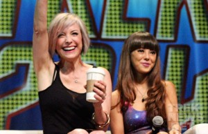 #STLV '14: The Okudas Detail TNG Season 7 on Blu-ray, Deep Space Nine Cast Reunion, More