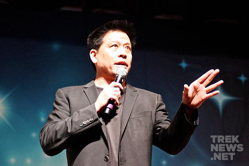 Garrett Wang