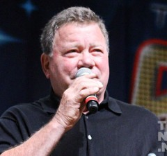 #STLV '14: Shatner Talks 'Star Trek V', Klingons On Stage, A Look Back At 'The Experience'