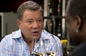 WATCH: William Shatner's 'Brown Bag Wine Tasting' With LeVar Burton