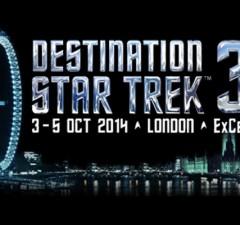 Destination Star Trek 3 Kicks Off In London With William Shatner, Patrick Stewart, Leonard Nimoy