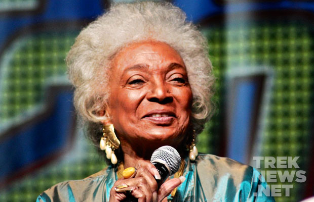 Nichelle Nichols Briefly Detained at LAX