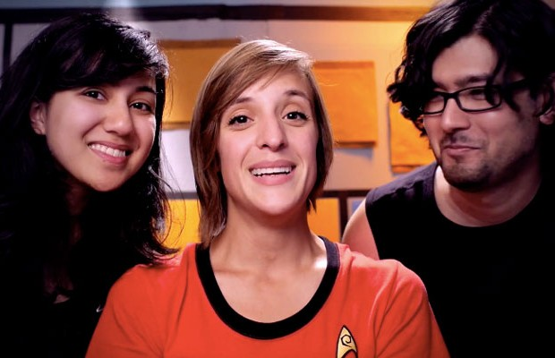 """WATCH: 'The Red Shirt Diaries' Episode 7: """"What Little Girls Are"""