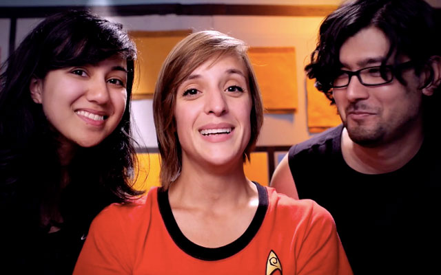 """WATCH: 'The Red Shirt Diaries' Episode 7: """"What Little Girls Are Made Of"""""""