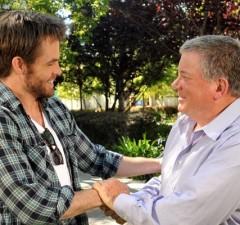 William Shatner To Share Screen With Chris Pine In STAR TREK 3?