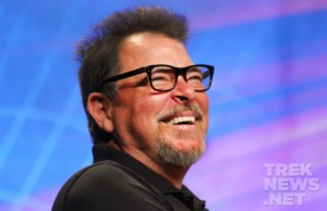 "Jonathan Frakes on Directing Star Trek 3: ""I'd be great at it and I'd love to do it."""
