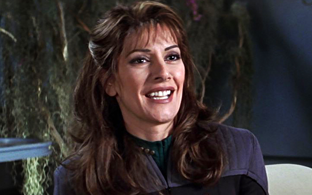PREVIEW: New England 'Super Megafest' With Marina Sirtis, Denise Crosby & Dwight Schultz