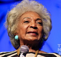 WATCH: 30-Minute Interview With Nichelle Nichols