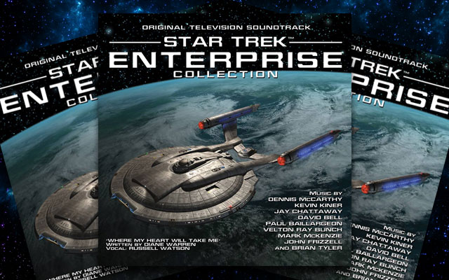 'Star Trek: Enterprise' Limited Edition Soundtrack Coming December 2