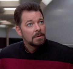 WATCH: Star Trek: TNG - Season 7 Gag Reel