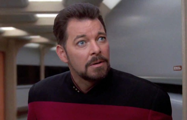WATCH: Star Trek: TNG - Season 7 Gag Reel