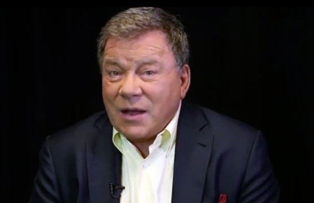 "William Shatner Launches Kickstarter Campaign To Fund ""Catch Me Up"""