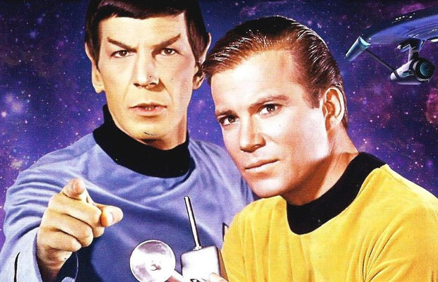 Never-Before-Seen TOS Photos Unearthed In Special 'CBS Watch!' Magazine
