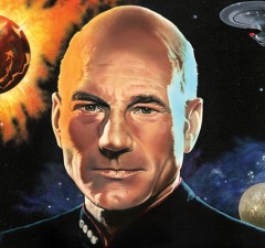 Five New Star Trek Art Prints From Bye Bye Robot