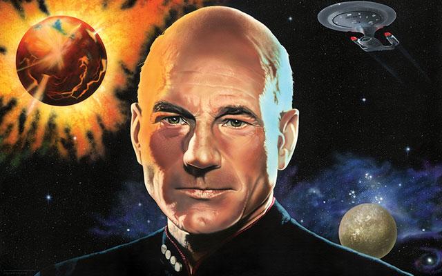 Five New Star Trek Art Prints From Bye Bye Robot