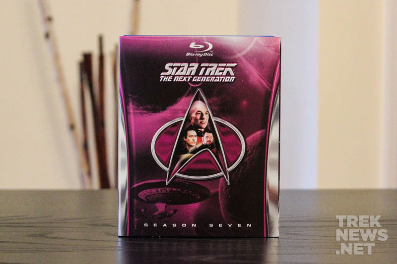 Star Trek: TNG - Season 7 Blu-ray