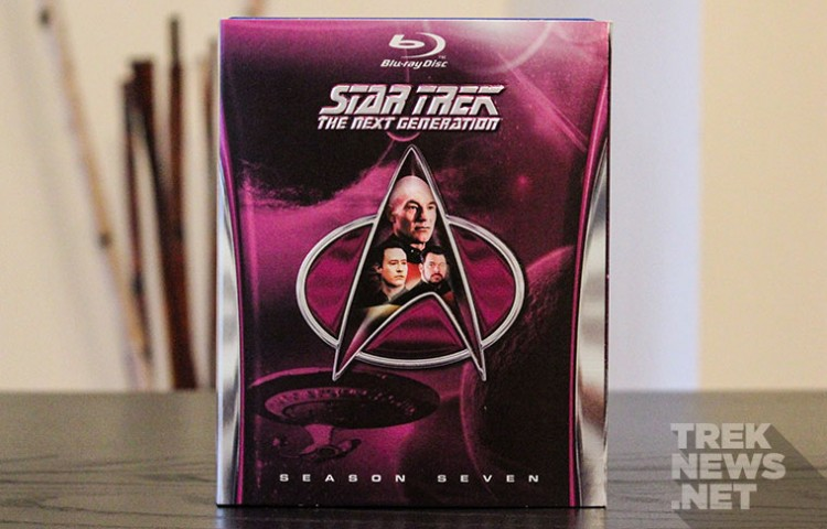 [REVIEW] Seventh and Final Season of 'Star Trek: The Next Generation' Shines On Blu-ray