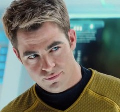 "Chris Pine: Pegg Is The ""Perfect Fit"" To Write STAR TREK 3"